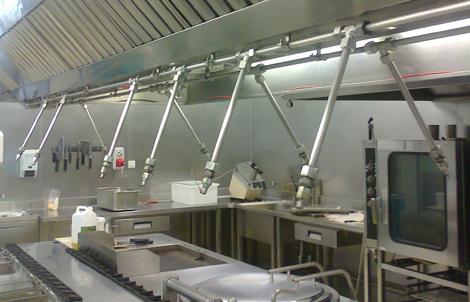 Cocinas industriales sigas for Material cocina industrial